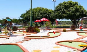 Illawarra Golf Complex: 18 Holes of Mini Golf: Two ($7.50), Three ($10) or Four Players ($12) at Illawarra Golf Complex (Up to $28 Value)
