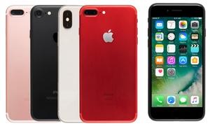 Apple iPhone 7, 7 Plus, 8, 8 Plus, X (Fully Unlocked)(Scratch & Dent)