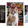 1-Year, 4-Issue Subscription to I Love Cats Magazine