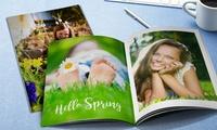Album photo personnalisé avec couverture souple en plusieurs formats àpd € 2,99
