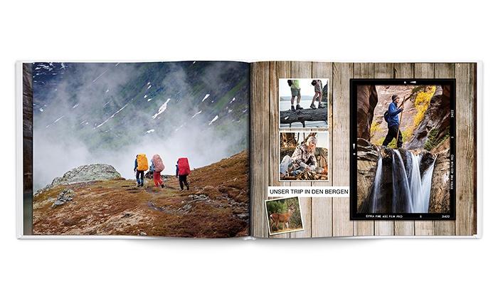 30 Seiten A4 Fotobuch