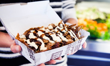 Kebab or HSP Plus Drink Each for One ($10.50) or Two People ($21) at Jolly Kebabs (Up to $44 Value)