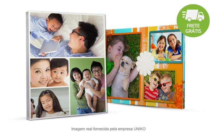 Uniko:foto-quadro HR 30 x 30 cm ou 40 x 30 cm