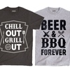 Men's BBQ and Grilling Humor T-Shirts