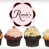 Half Off One Dozen Cupcakes at Renee's