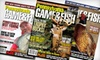"""""""Game & Fish"""" Magazine : $8 for a One-Year Subscription to """"Game & Fish"""" Magazine (Up to $18 Value)"""