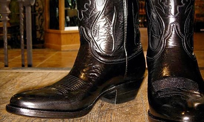 Wild Bill's Western Store - Downtown Dallas: $25 for $50 Worth of Western-Themed Merchandise or $50 for $100 Toward Custom Boots at Wild Bill's Western Store