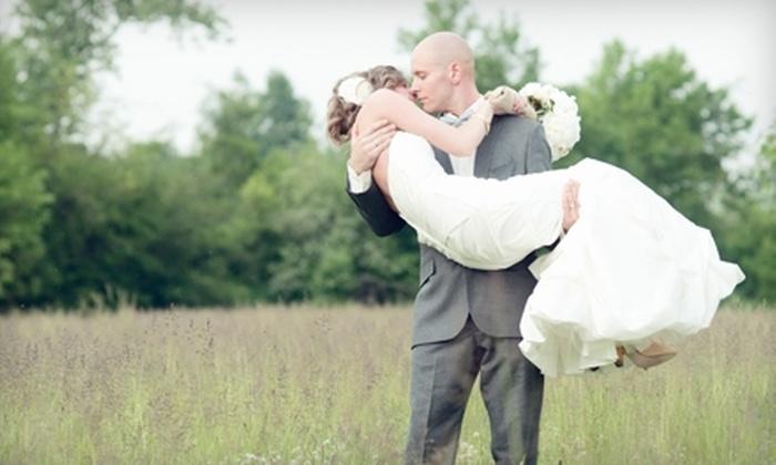 Kari Renee Photography - Eugene: $1,800 for a Premium Wedding Photography Package from Kari Renee Photography ($3,600 Value)