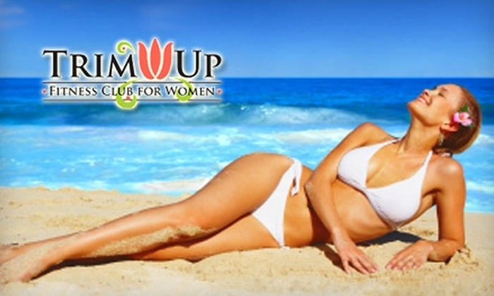 Trim Up - Matthews: $10 for One Mystic Spray-Tan Session at Trim Up