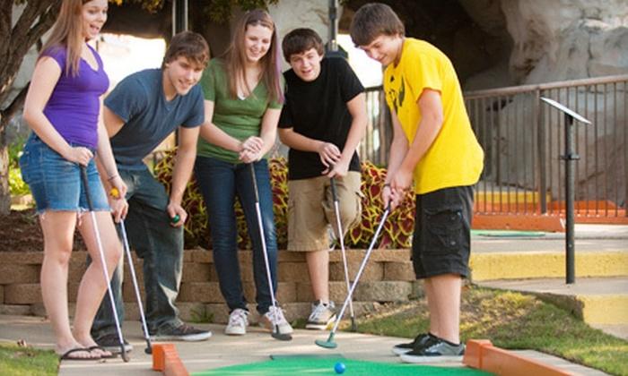 Putt-Putt Fun Center - Manchester: Putt-Putt Golf, Bumper Boats, and Go-Karts for Two at Putt-Putt Fun Center (Up to $28 Value)