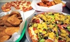 Boulevard Pizza - Oddie Boulevard: $10 for $20 Worth of Pizza, Wings, and Heroes at Boulevard Pizza in Sparks
