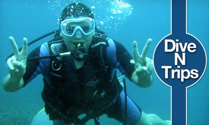 Dive n Trips - Pleasanton: $25 for an Introductory Scuba Class from Dive n Trips