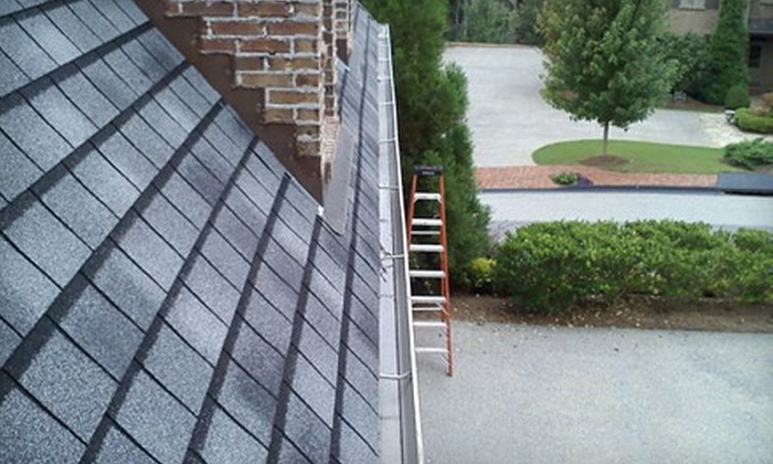 Atlanta's Best Gutter Cleaners - Multiple Locations: $69 for a Gutter Cleaning from Atlanta's Best Gutter Cleaners (Up to $170 Value)