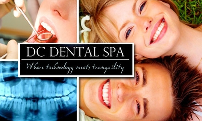 DC Dental Spa - Dupont Circle: $50 for an Exam, X-rays, and Cleaning at DC Dental Spa