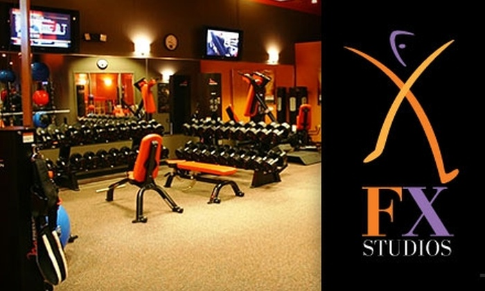 Life FX - Locust Point: $20 for Two Personal-Training Sessions at Life FX at Silo Point ($90 Value)