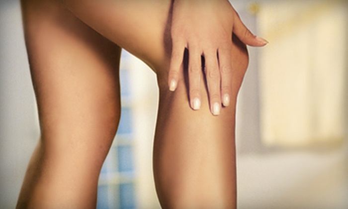Advanced Esthetics - Dicken: Six Laser Hair-Removal Treatments on a Small, Medium, or Large Area at Advanced Esthetics (Up to 76% Off)