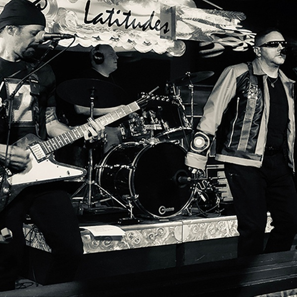 U2 Revue: U2 Tribute Concert with The Magnums and Blue Eighty on Saturday,  October 5, at 8 p m