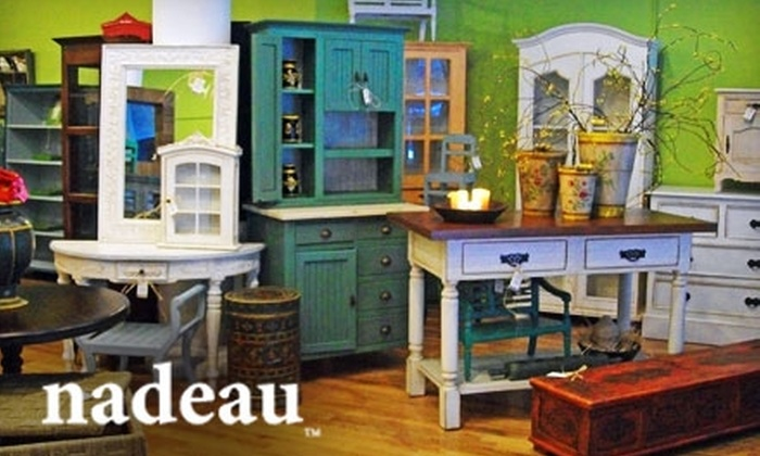 Nadeau - Greenwich Village: $40 for $100 Worth of Home Furnishings at Nadeau