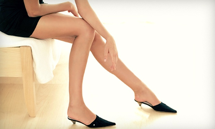 Dr. Vogt - Paradise Valley: One, Three, or Five Spider-Vein-Removal Treatments from Dr. Vogt in Scottsdale (Up to 80% Off)