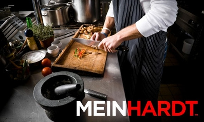 Meinhardt - Kitsilano: $39 for a Two-Hour Cooking Class at Meinhardt ($79 Value)