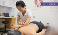 45-Minute Sports Massage with Injury Assessment at Fit Body London