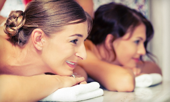 Sylk Spa & Salon - Perinton: $60 for Mother-Daughter Facials, Massage, or Microdermabrasion with Facial at Sylk Spa & Salon in Penfield ($120 Value)