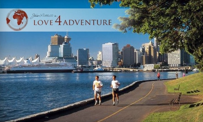 Love4Adventure - West End: $24 for a Three-Hour Bicycle Tour of Stanley Park from Love4Adventure ($49 Value)