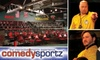 Comedy Sportz - Harbor View: $20 for Four Tickets to ComedySportz (Up to $48 Value)