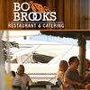Half Off American Fare at Bo Brooks