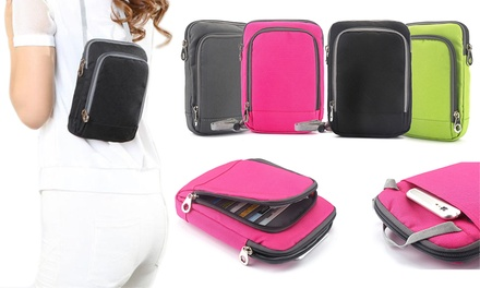 One or Two Travel Bag Wallet Organisers