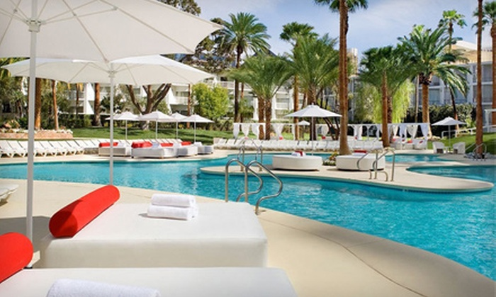 Tropicana Las Vegas - The Strip: Two-Night Weekday or Weekend Stay for Two with a Bottle of Vodka at Tropicana Las Vegas