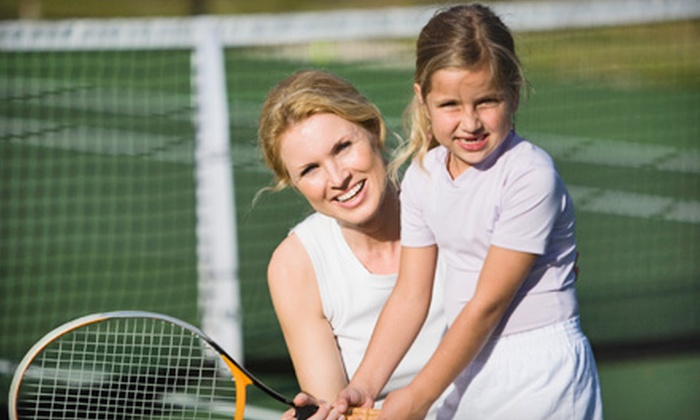 Elf Tennis - Multiple Locations: $45 for Three Semi-Private Kids' Tennis Lessons from Elf Tennis ($105 Value)