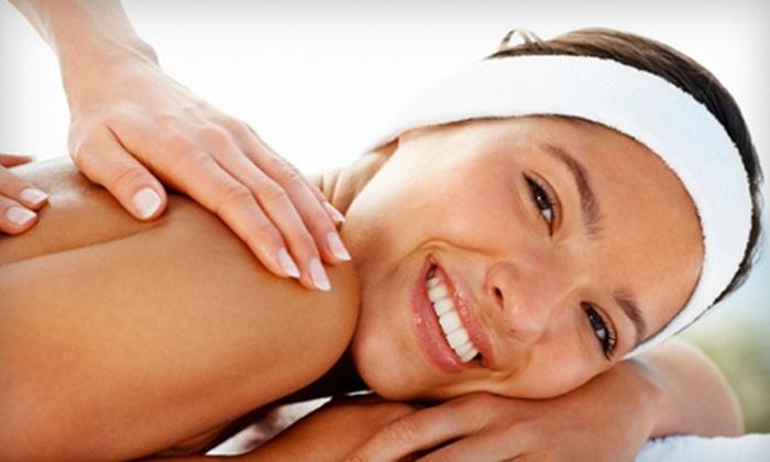 Ross Massage - Bellevue: $20 for a Body Massage or Reflexology Foot Massage at Ross Massage (Up to $40 Value)