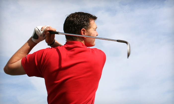 Stan Moore Performance Golf - Atlanta: Private Lessons at Stan Moore Performance Golf. Four Options Available.