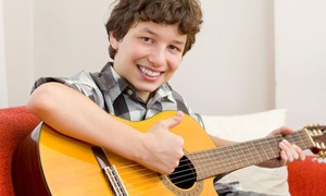 DeAngelis Studio of Music and Arts: $30 for Two Private Music Lessons or Four Group Music Lessons at DeAngelis Studio of Music and Arts (Up to $60 Value)