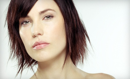 Haircut and Deep-Conditioning Treatment (a $65 value) - Your Tropical Escape in London
