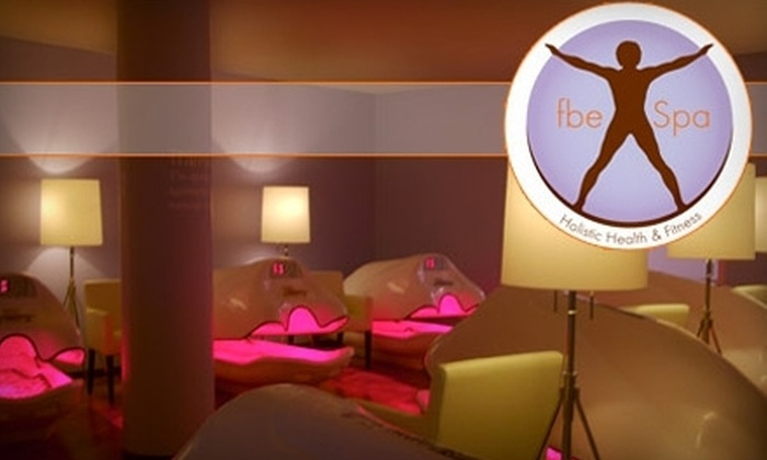 Firm Body Evolution - Los Angeles: $45 for $100 Worth of Alternative Wellness Treatments at Firm Body Evolution Spa