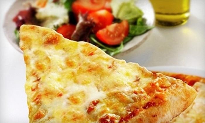 Lizzano's Pizza - Villages Of Bear Creek: $7 for $15 Worth of Italian Fare at Lizzano's Pizza in Euless