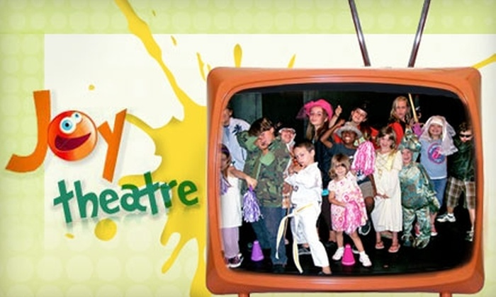 Joy Theatre - Los Angeles: $50 for Three Kids' Comedy Classes at Joy Theatre