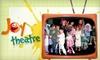 Joy Theatre - Valley Village: $50 for Three Kids' Comedy Classes at Joy Theatre