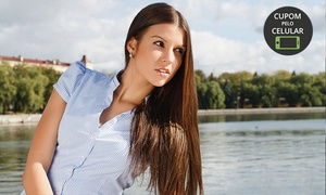 Emerson Hairstylist: Emerson Hairstylist – Jardim Pagliato: progressiva, selagem, queratina, cristalização, escova + corte ou sobrancelhas