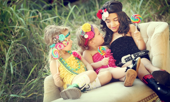 Ladybugs Children's Boutique - Mansfield Highlands: $10 for $20 Worth of Clothing, Shoes, and Accessories at Ladybugs Children's Boutique in Mansfield