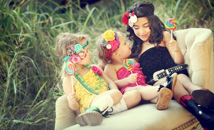 $20 Groupon to Ladybugs Children's Boutique - Ladybugs Children's Boutique in Mansfield