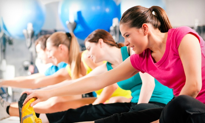 Hot Mamas Exercise - Washington Park West: 5 or 10 Fitness Classes at Hot Mamas Exercise (Up to 71% Off)