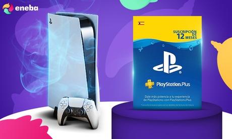 Suscripción de 365 días a PlayStation Plus España con Eneba (con 21% de descuento)