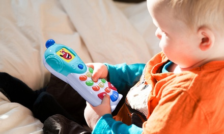 Baby Genius Light-Up Talking Phone