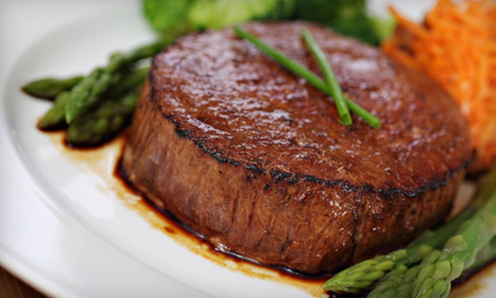 Dodge City Distillery - Olathe Pointe: Steakhouse Fare for Lunch or Dinner at Dodge City Distillery in Olathe