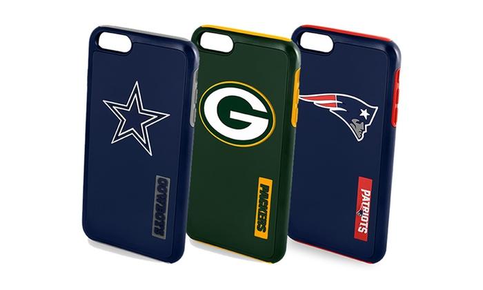 NFL iPhone 6 Plus/6S Plus Dual-Layer Case