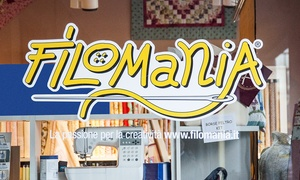Filomania : Check up della macchina da cucire in una delle 24 sedi Filomania o con ritiro e spedizione direttamente a casa