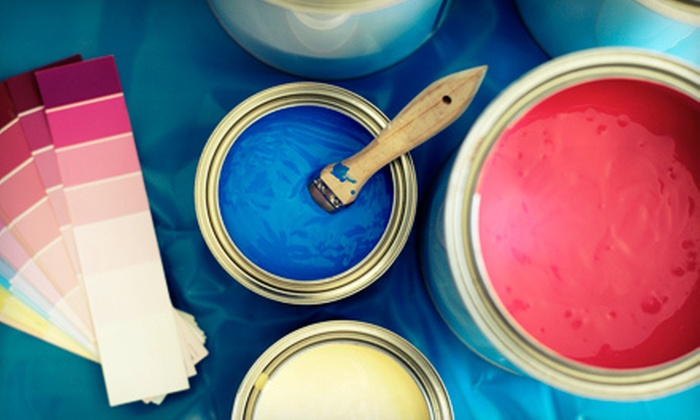 Professional Painters - Louisville: One or Two Rooms of Interior Painting from Professional Painters (Up to 67% Off)
